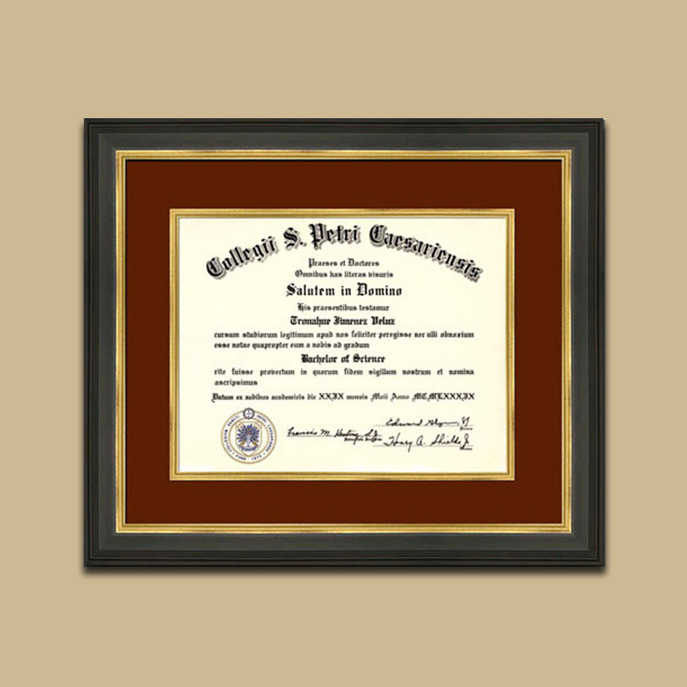 Diploma frames and achievements arthaus custom picture framing jeuxipadfo Image collections